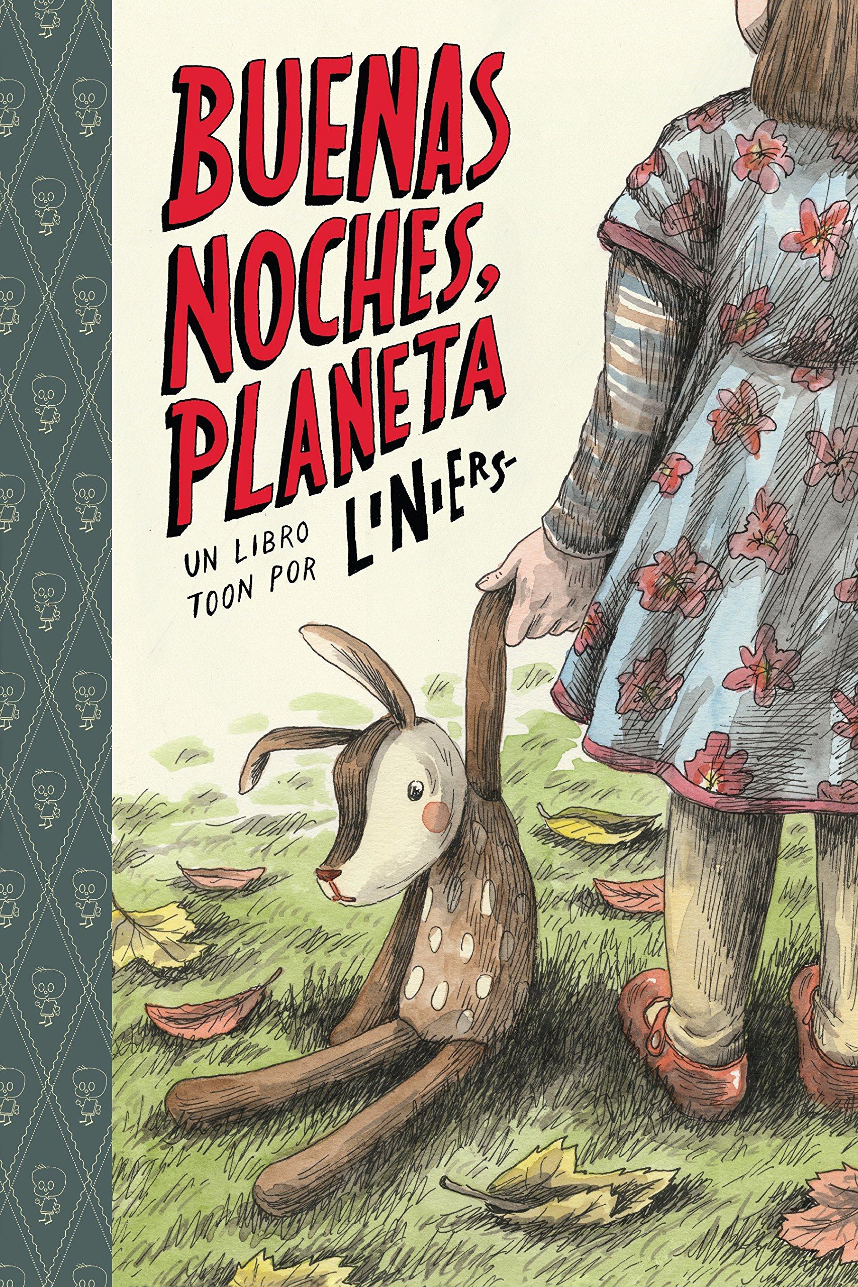 BUENAS NOCHES, PLANETA (Toon, Level 2): Amazon.es: Liniers: Libros en idiomas extranjeros