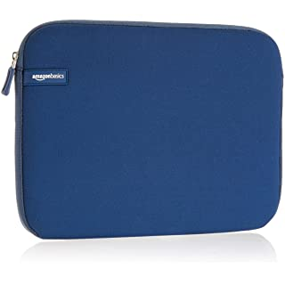 AmazonBasics 11.6-Inch Laptop Sleeve - Navy