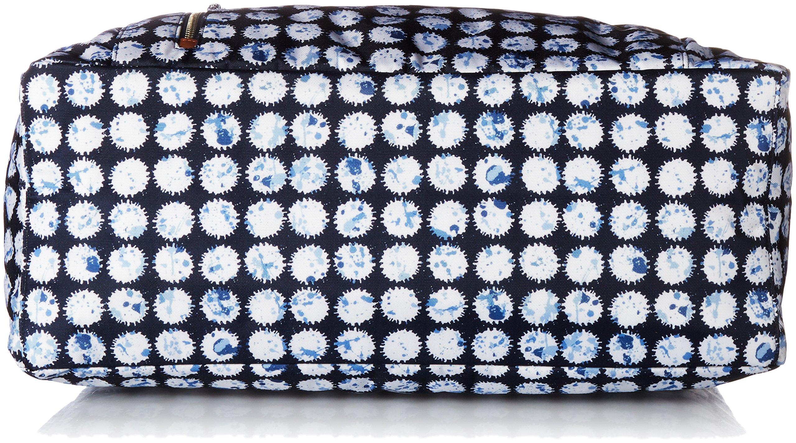 Vera Bradley Lighten up Weekender Travel Bag, Polyester, Splash Dot by Vera Bradley (Image #4)