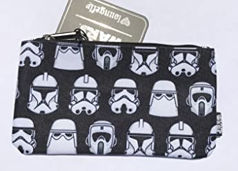 Loungefly Character Pencil Case Cosmetic Bag (Star Wars Troopers)