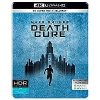 Maze Runner: The Death Cure (4K UHD + Blu-ray + Digital HD) (Steelbook with Slipcase)