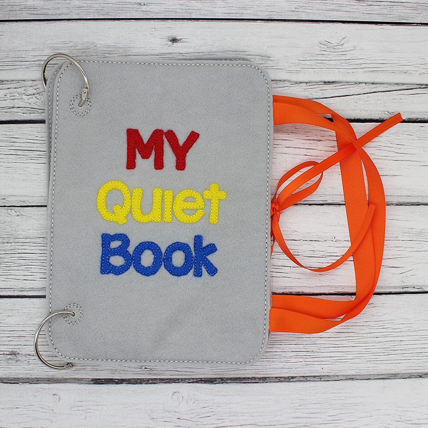 Quiet Book Covers For All Designs By RAJA Felt Educational Learning Activity Busy Pages