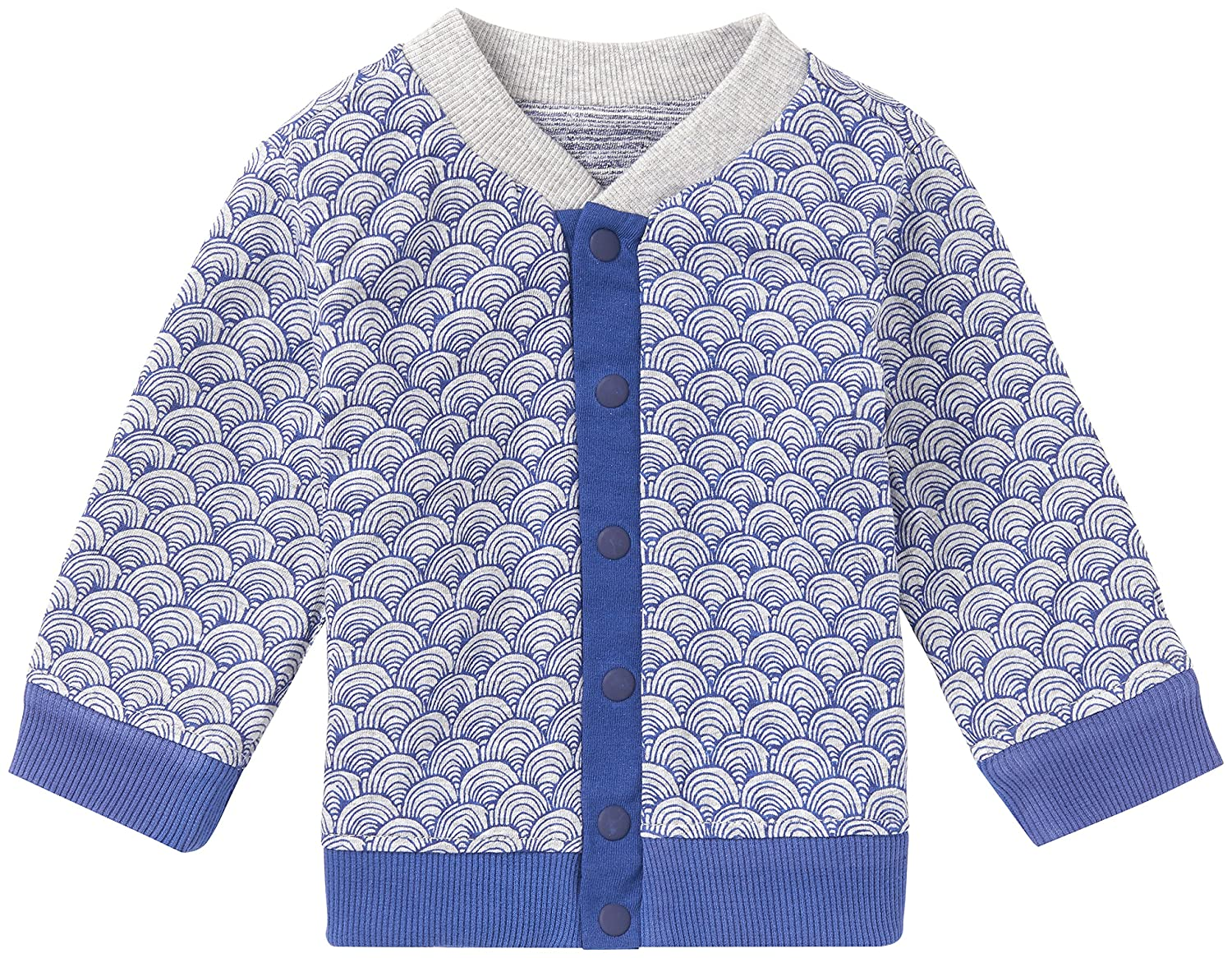 Noppies Baby-Jungen Strickjacke B Cardigan Jrsy Rev Fords 74338
