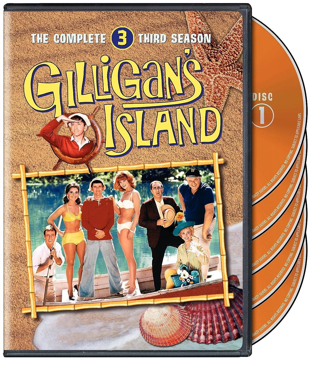 Amazon.com: Gilligan\'s Island: Complete Third Season: Gilligan\'s ...