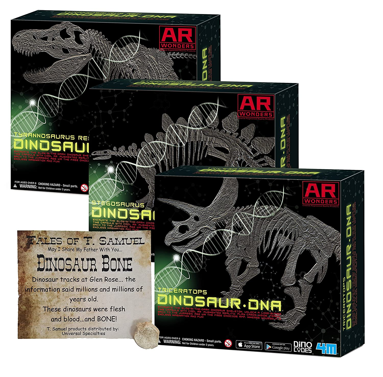 dig a dinosaur excavation dna kit  u2013 amazon lightning deal