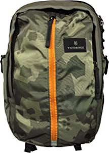 Victorinox Altmont 3.0 Vertical-Zip Laptop Backpack (Green Camouflage)
