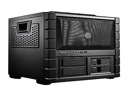 44 opinioni per Cooler Master HAF XB EVO Cube Black computer case- computer cases (Cube, PC,