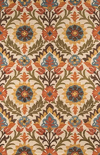 Momeni Rugs Tangier Collection Area Rug, 2 0 x 3 0 , GOLD