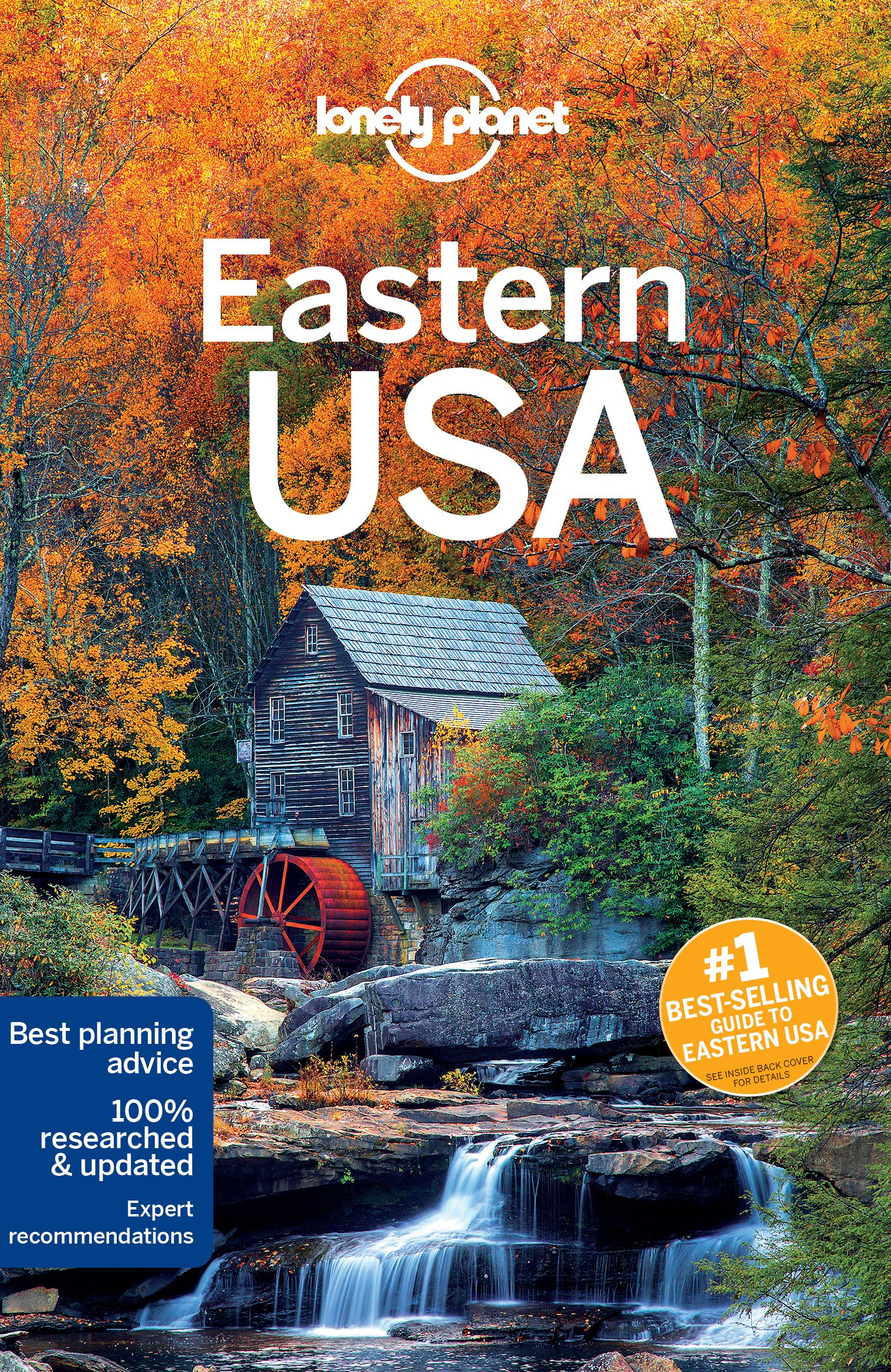 Lonely Planet Eastern Travel Guide product image