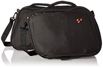 Amazon.com: Can-Am 219400172 Black Side Soft Cargo Travel Bag ...