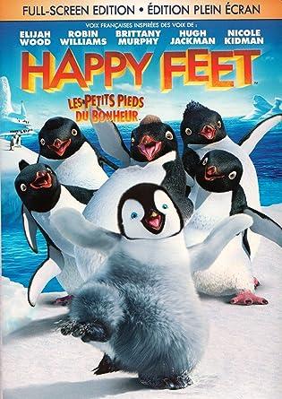 Happy Feet 2006 Amazon Co Uk Dvd Blu Ray