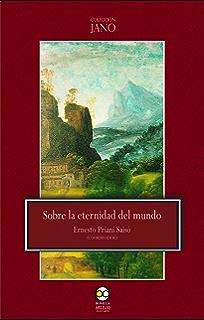 Sobre la eternidad del mundo (Colección Jano nº 2) (Spanish Edition)