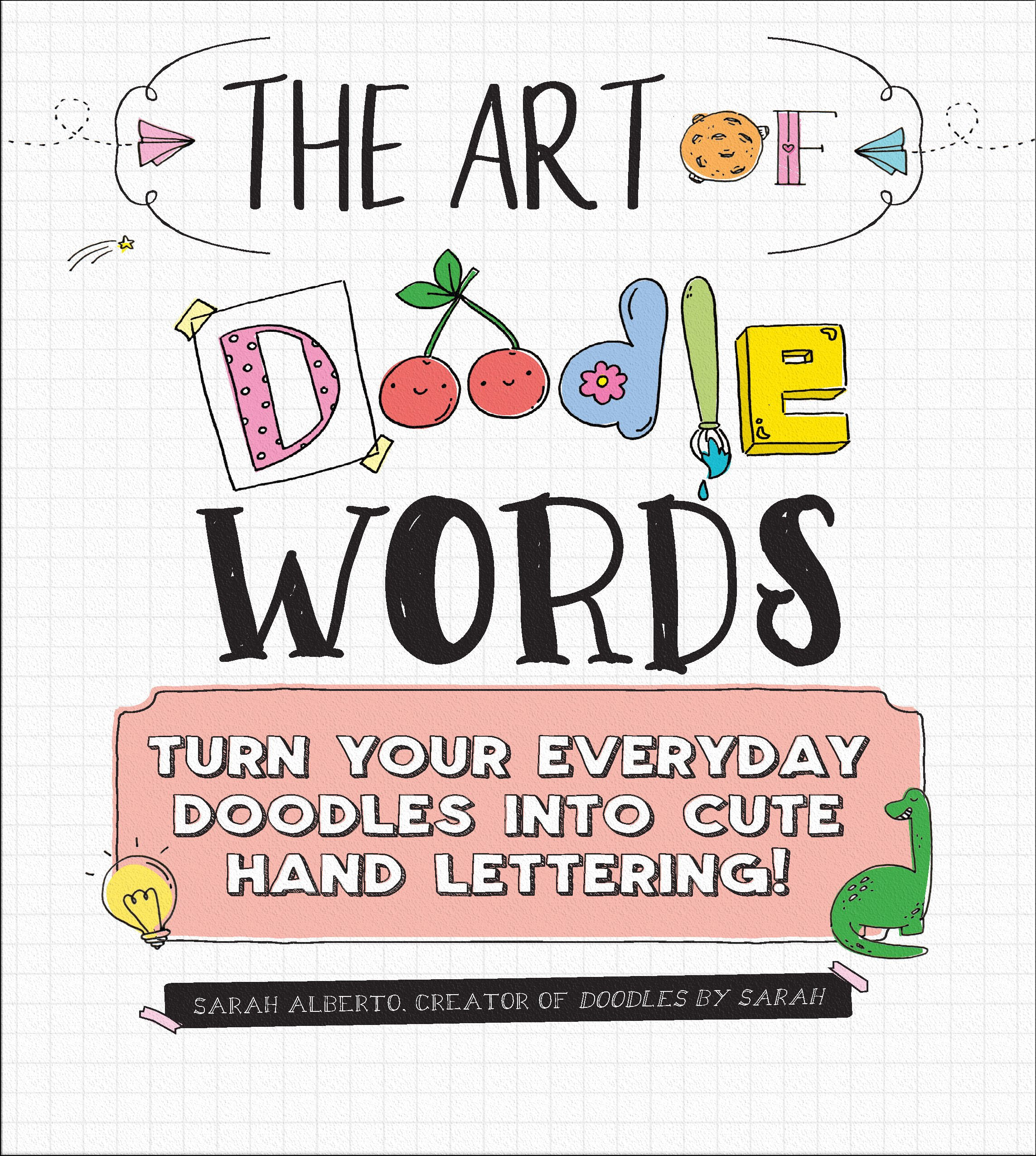 Strawberry Letter Youtube.The Art Of Doodle Words Turn Your Everyday Doodles Into