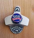 Samuel Adams Boston Lager Cap Starr X Wall Mount Bottle Opener