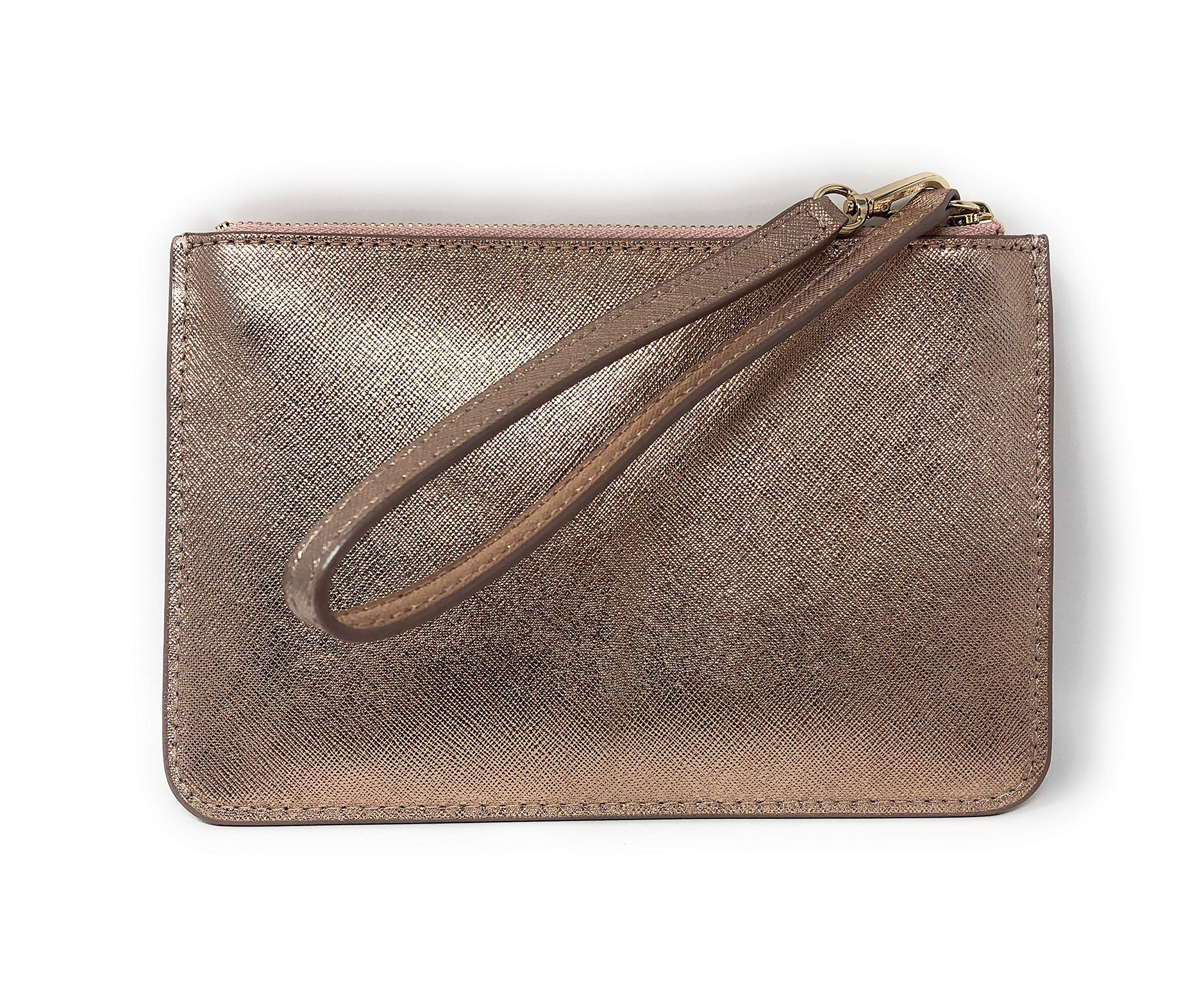 Kate Spade New York Laurel Way Tinie Leather Wristlet in Rose Gold by Kate Spade New York (Image #2)