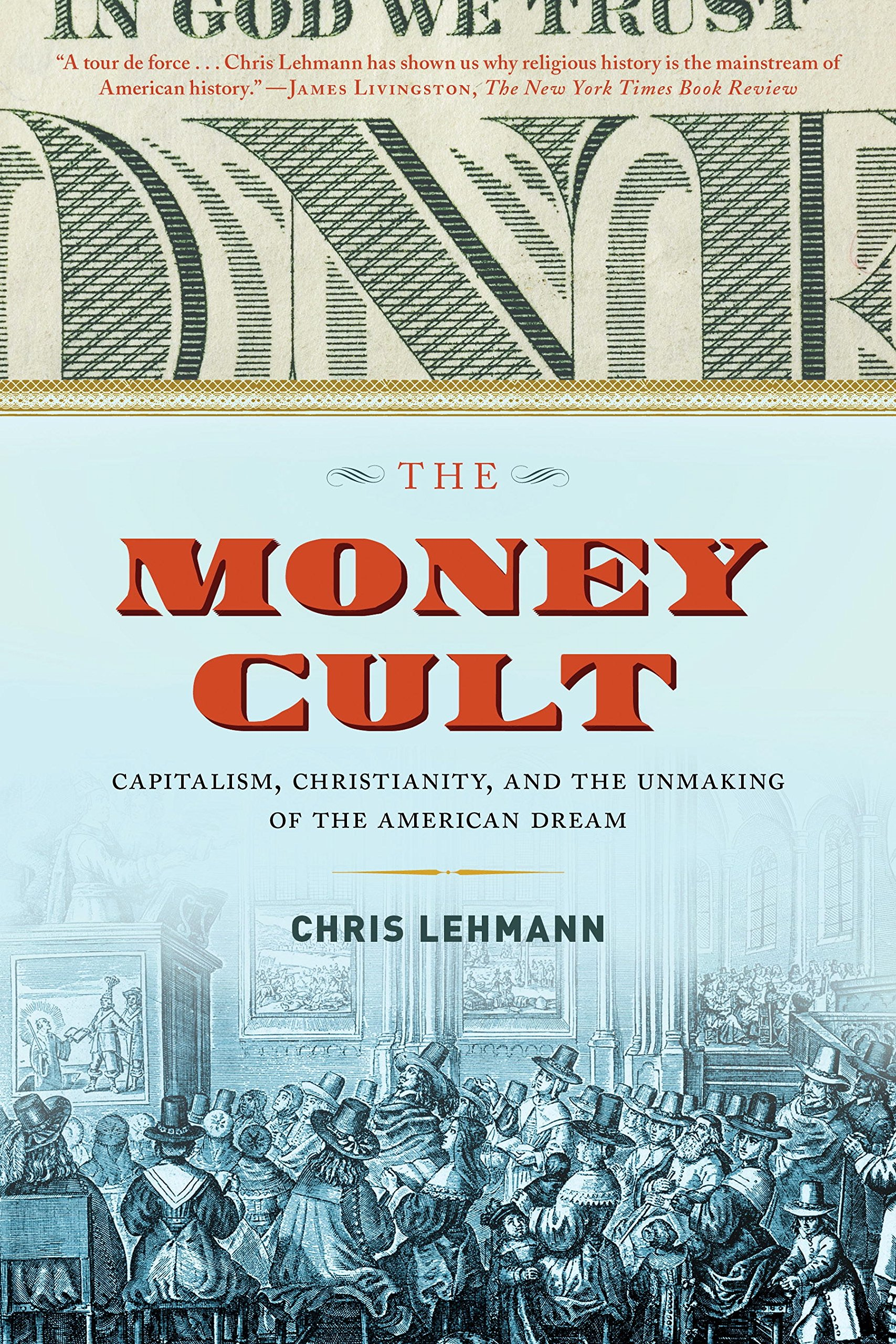Money Cult Capitalism Christianity Unmaking product image