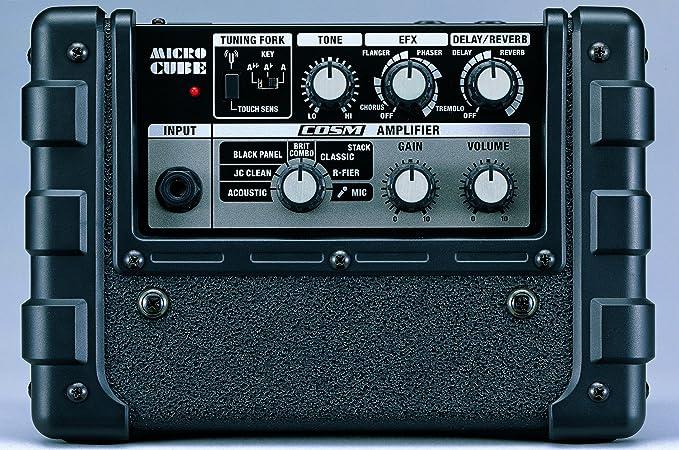 Roland Micro Cube Black: : Musikinstrumente