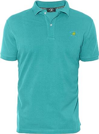 Beverly Hills Polo Club - Camiseta - Manga Corta - para Hombre ...