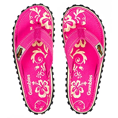 Gumbies Islander Canvas Flip Flop Women CYrOONZ