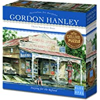 Blue Opal Hanley The Refund 1000pc,Deluxe Puzzles
