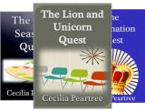 img - for Adventurous Quests (5 Book Series) book / textbook / text book