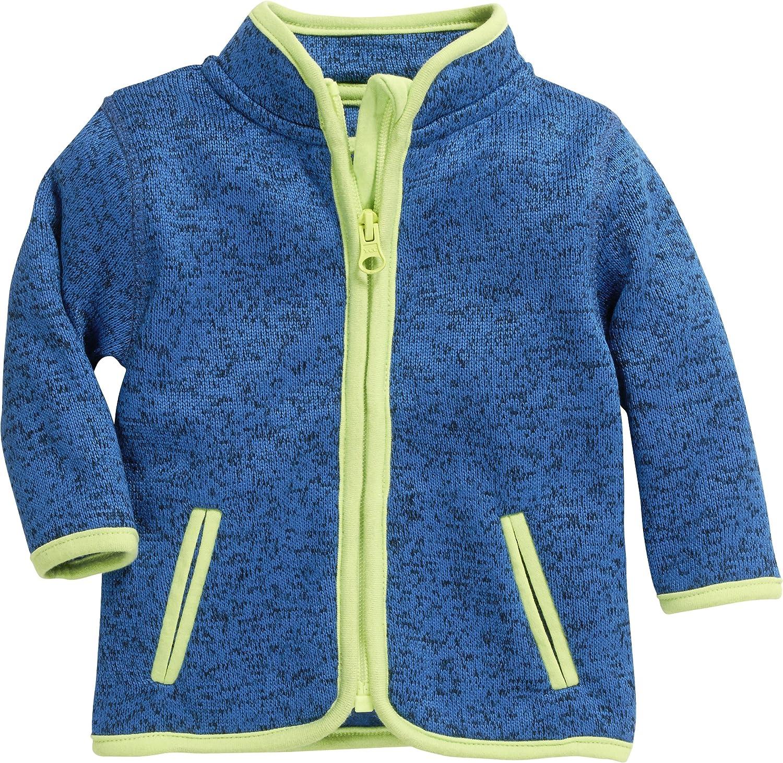 Schnizler Fleece-Weste Farbig Abgesetzt Gilet Unisex-Bimbi