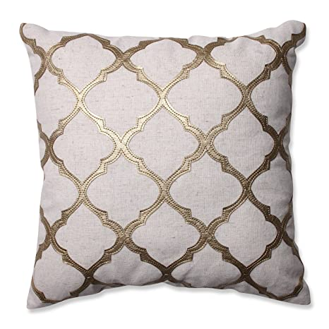 Amazon.com: Almohada perfecto Glimmer Throw Pillow, 16.5 ...