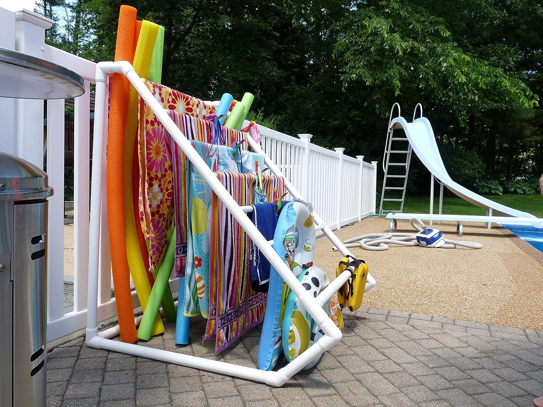 Best PoolSide Towel Racks