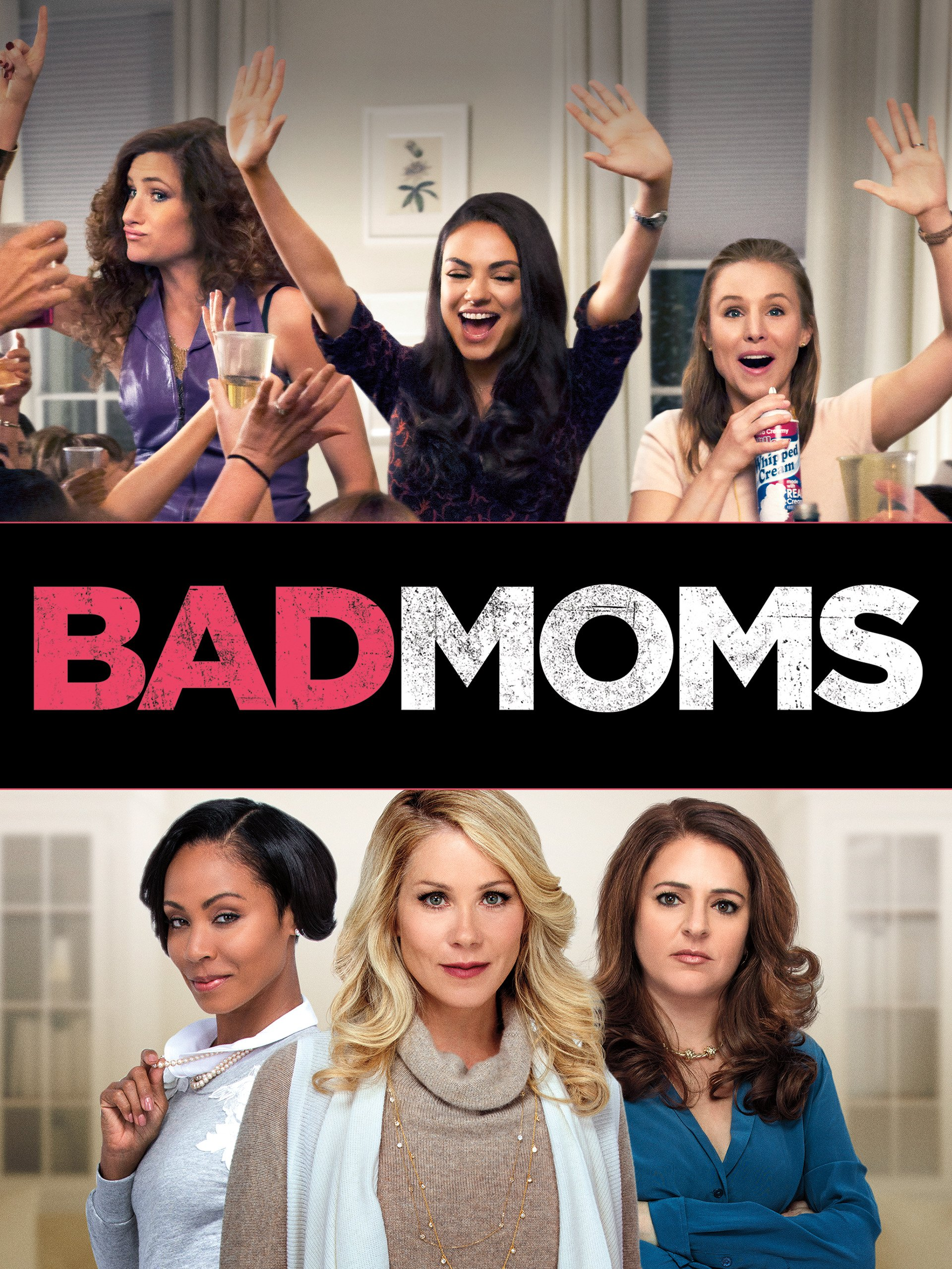 Bad Moms Christmas Putlockers.Amazon Com Watch Bad Moms Prime Video