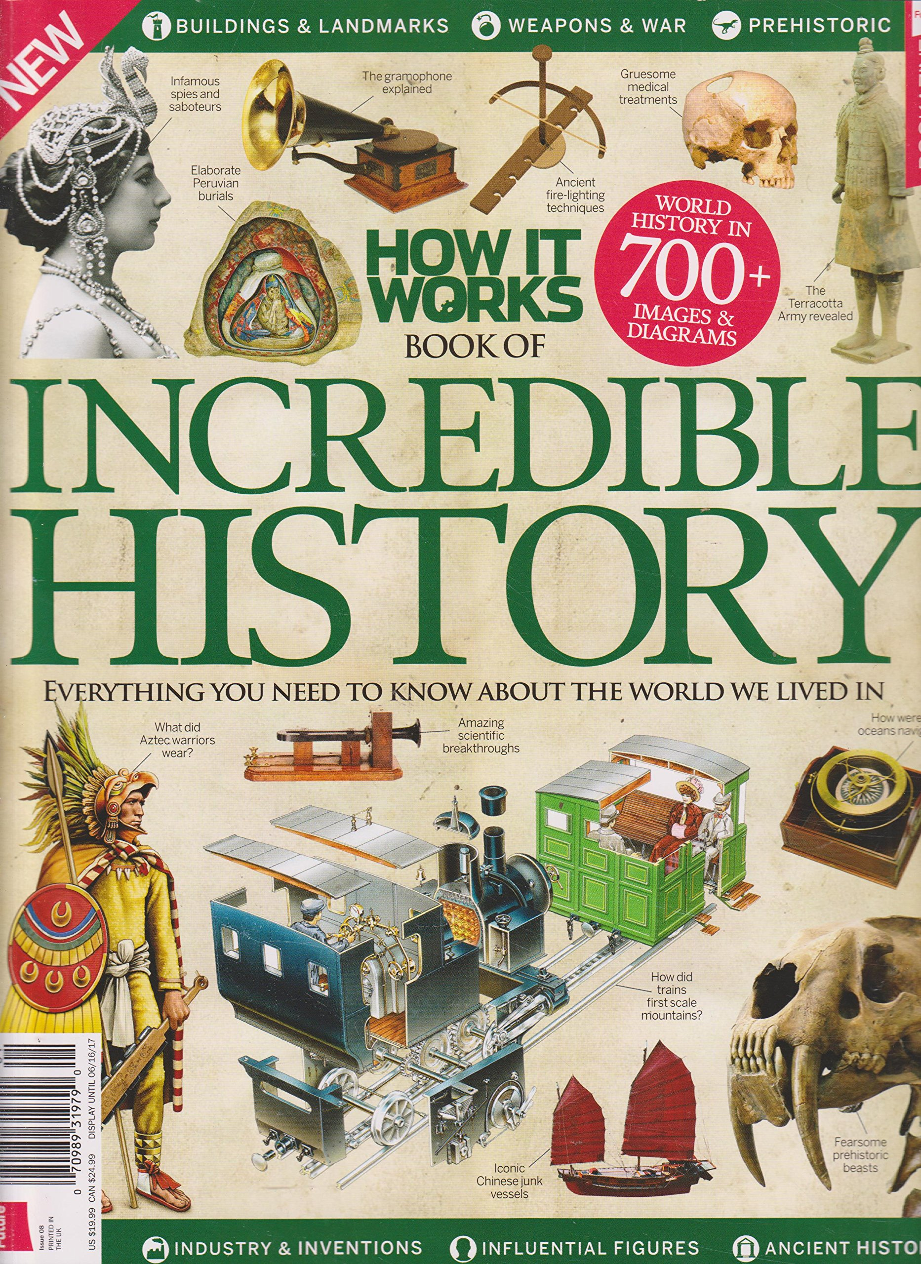 Download How it Works Book of Incredible History Issue 8 ebook