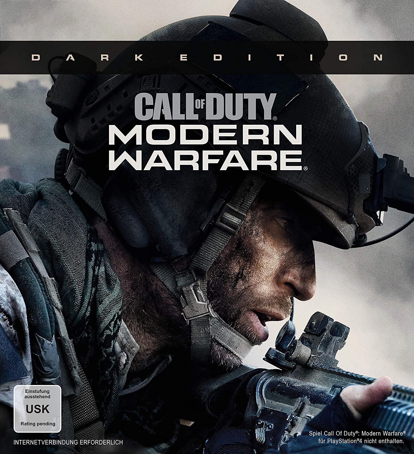 Call of Duty Modern Warfare 2019 Dark Edition PS4