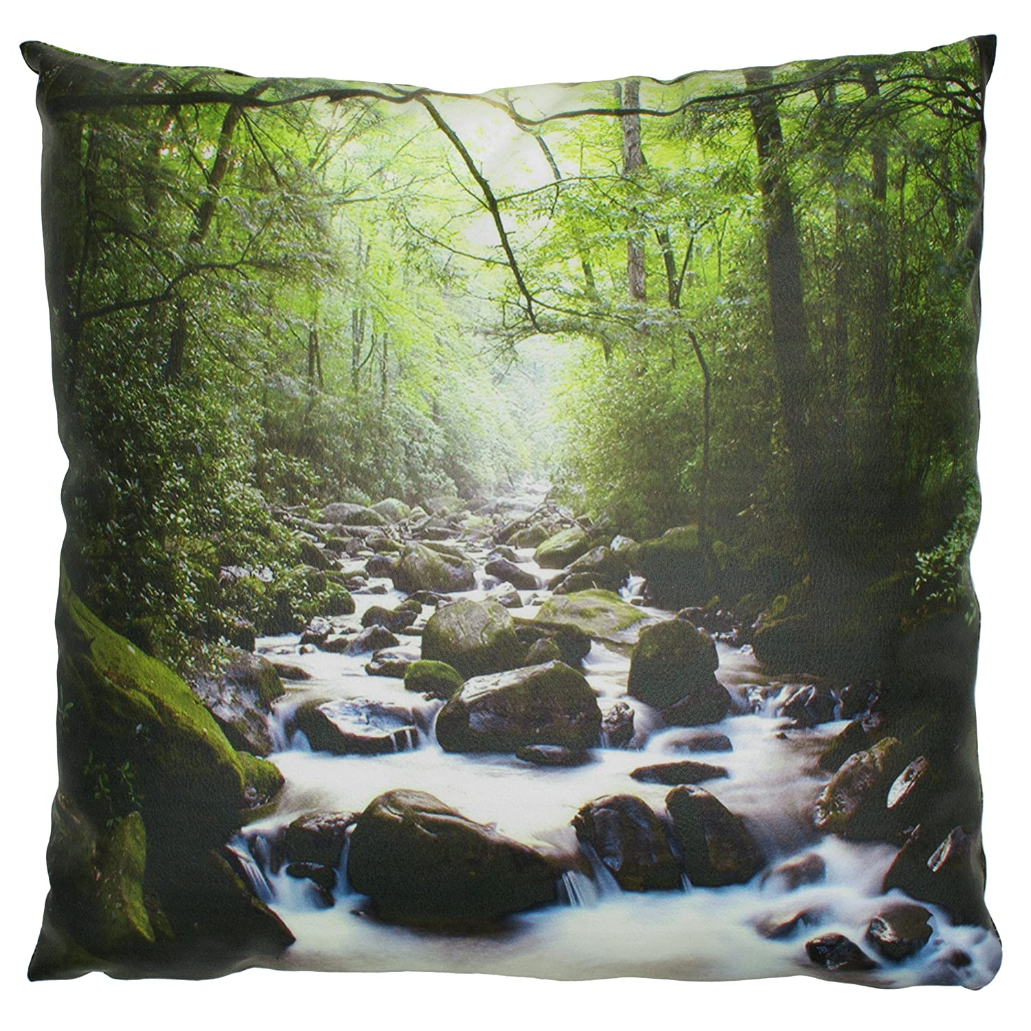ORIENTAL FURNITURE River of Life Pillow