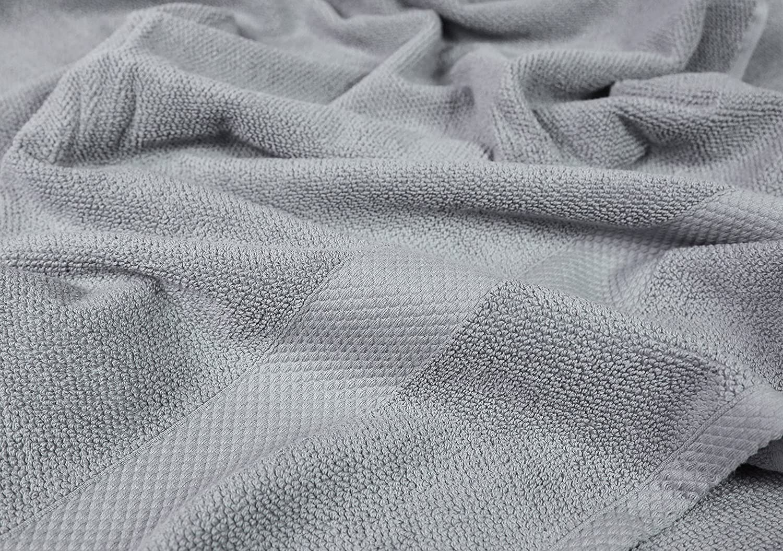 Maura 100/% Cotton Bath Sheets Oversized 35x70 inch Extra Large Bath Towels. Bath Sheet, Rich Navy