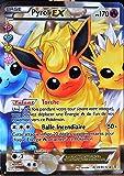 carte Pokémon RC28 Pyroli-EX 170 PV - ULTRA RARE - FULL ART