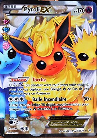 Carte pokemon rare vacances arts guides voyages - Photo de carte pokemon ex ...