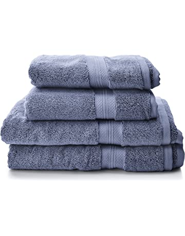 AmazonBasics Pinzon Pima Cotton Towel Set (2 Bath Towels)