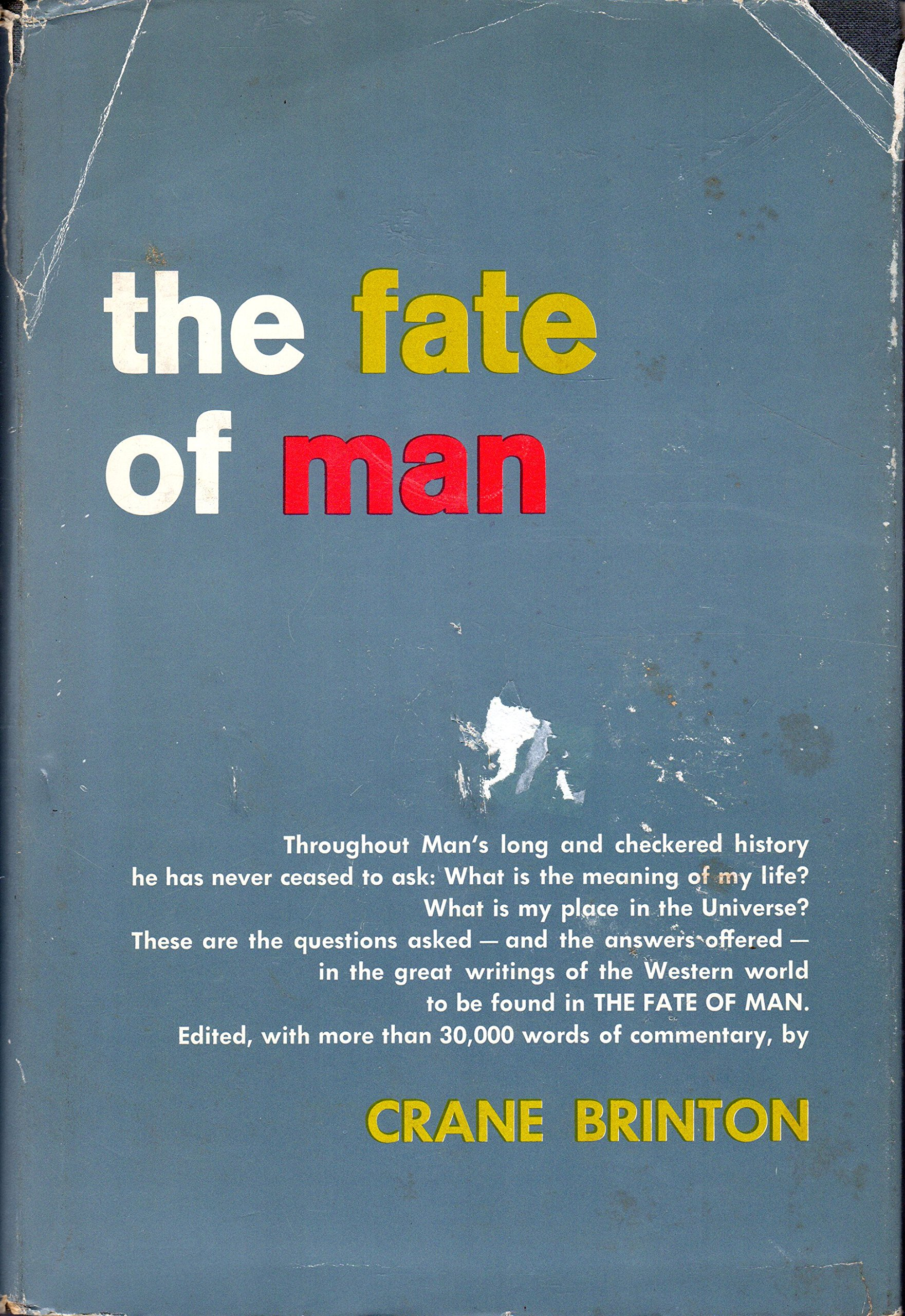 The fate of man: the meaning of the title of the story of Sholokhov (composition)
