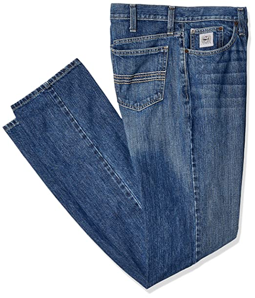 Cinch Mens Silver Label Slim Fit Jeans
