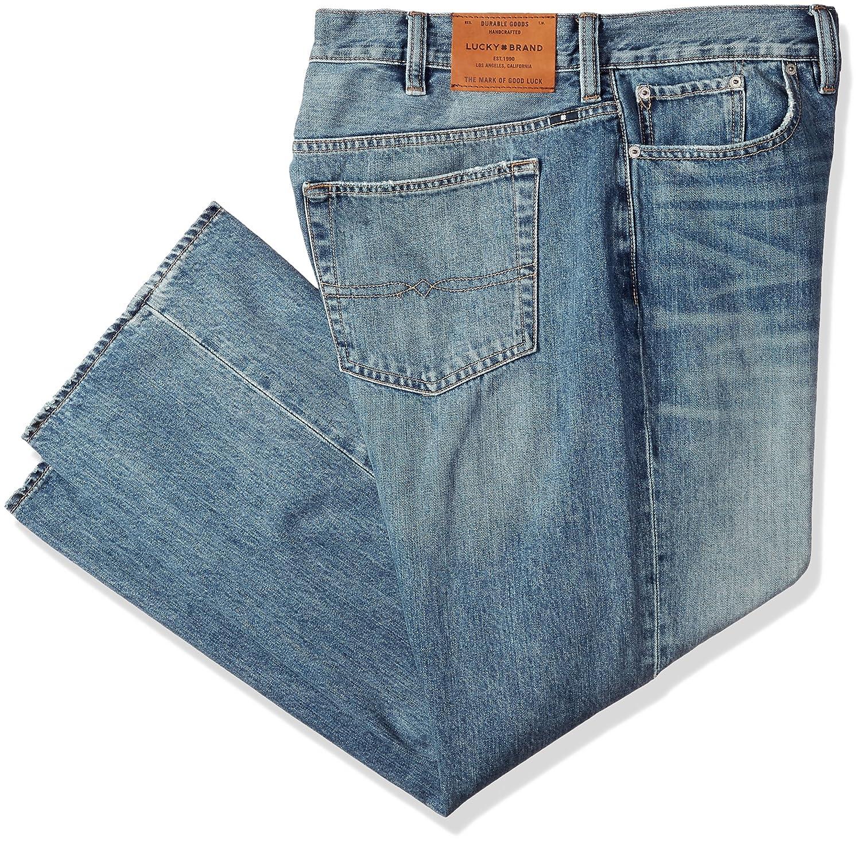 Lucky Brand PANTS メンズ B07CJWVC46 46W x 32L|Bluff Lake Bluff Lake 46W x 32L