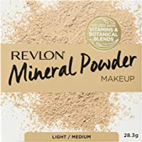 Revlon Mineral Powder Makeup, Light/Medium, 28.3g