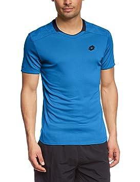 Lotto Sport T-Shirt Kurzarm 1000 Camiseta, Hombre: Amazon.es: Deportes y aire libre