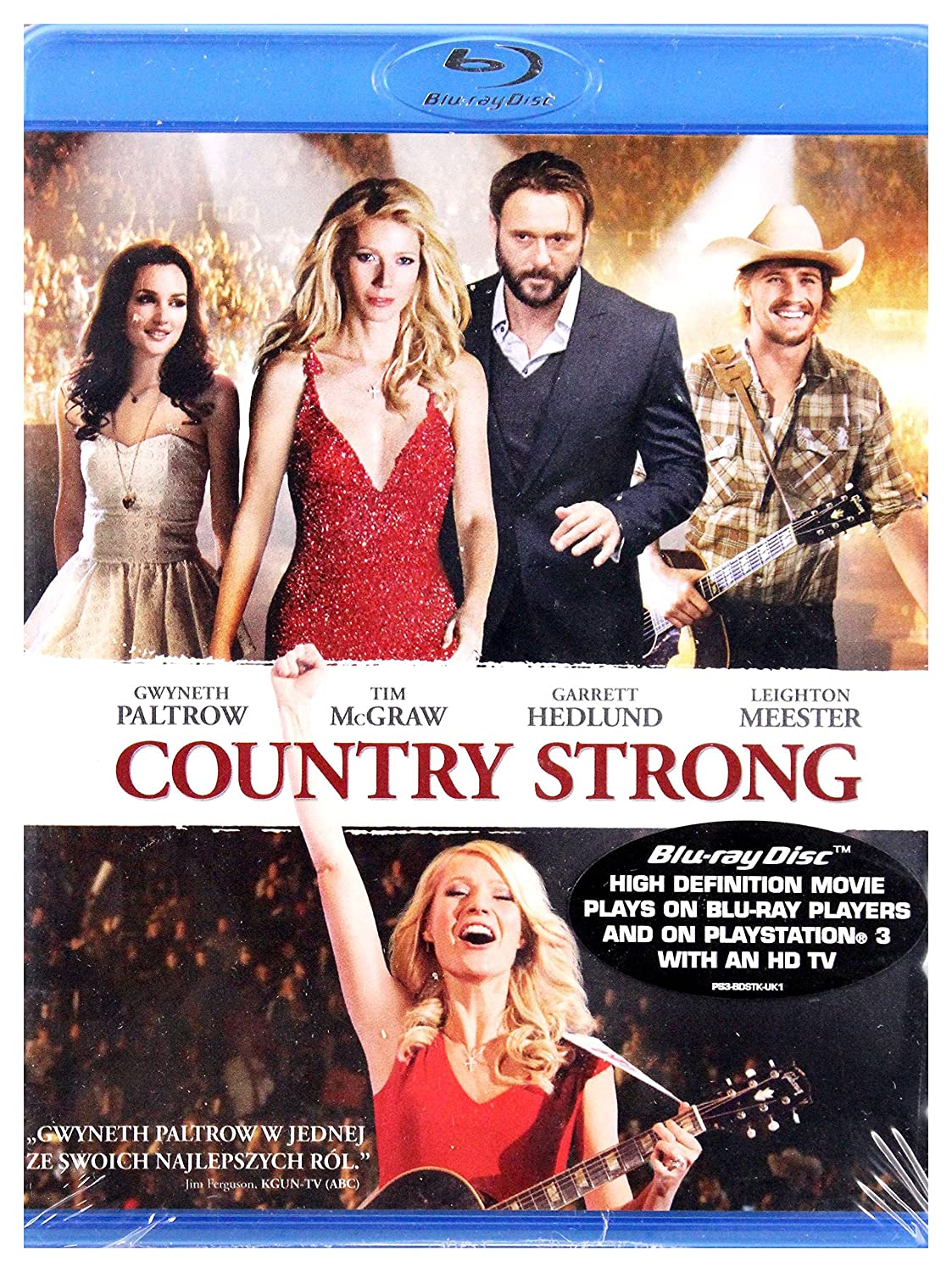 Watch Gwyneth Paltrow to release Country Strong single video