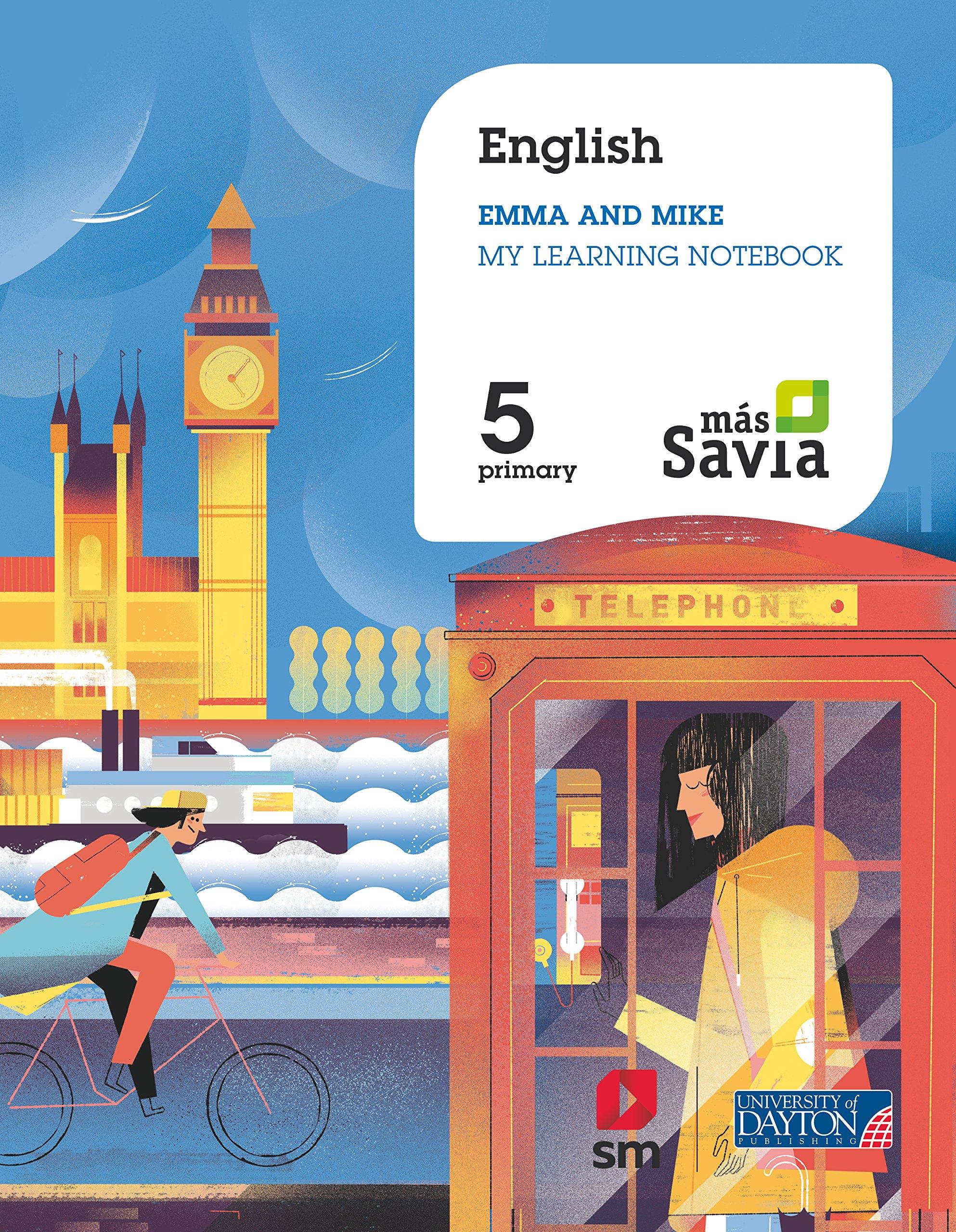 English. Marai and William. 5 Primary. Workbook: Amazon.es ...
