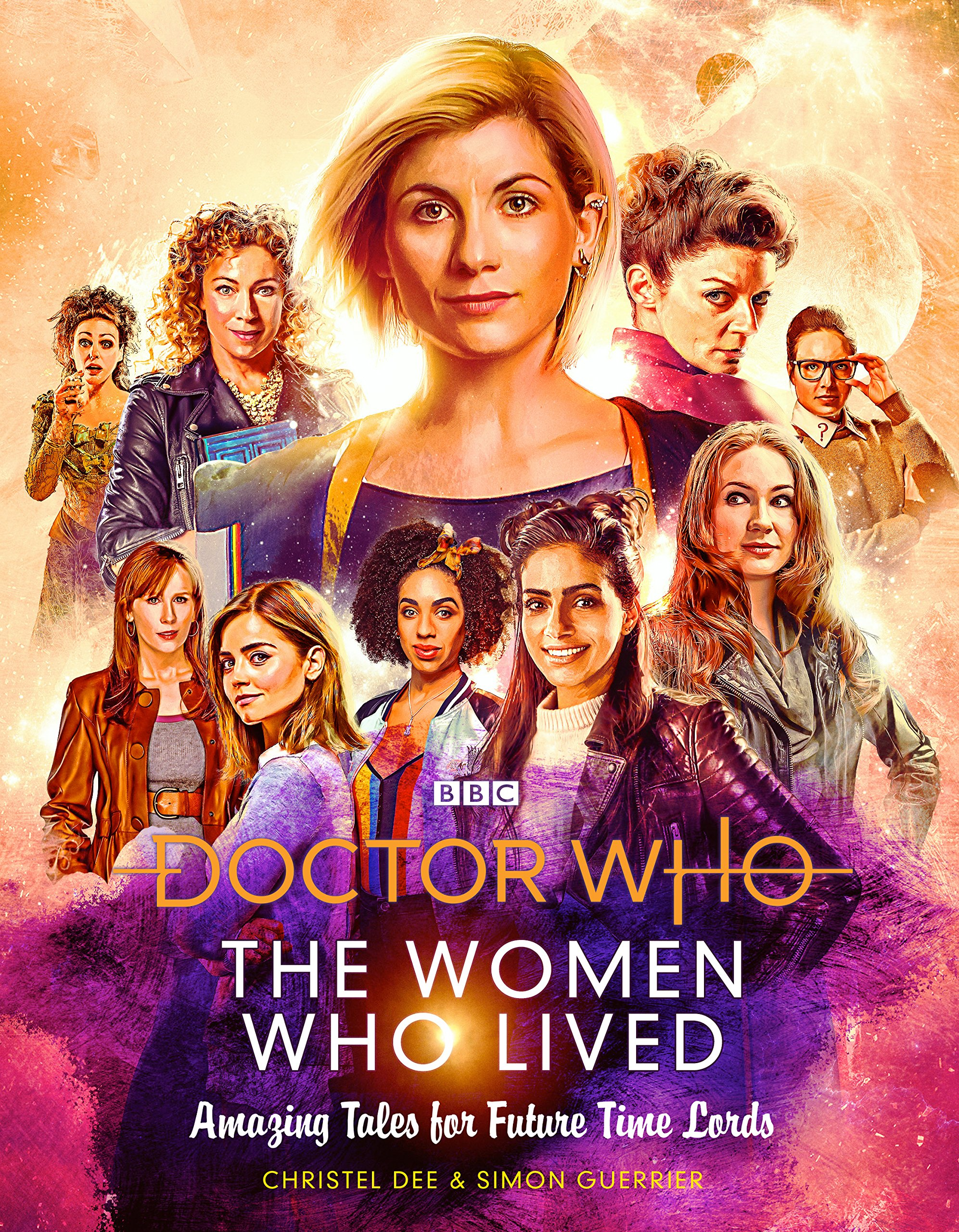 Doctor Who The Women Who Lived Amazing Tales for Future Time ...