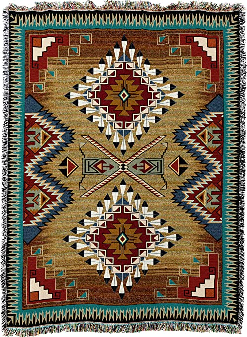 Pure Country Inc Brazos Blanket Tapestry Throw