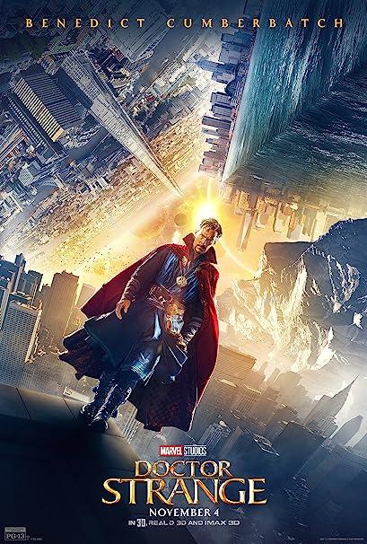 Bildergebnis für Doctor Strange plakat