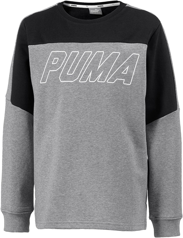 Puma Jungen Style Crew Sweat Pulli 850169 03