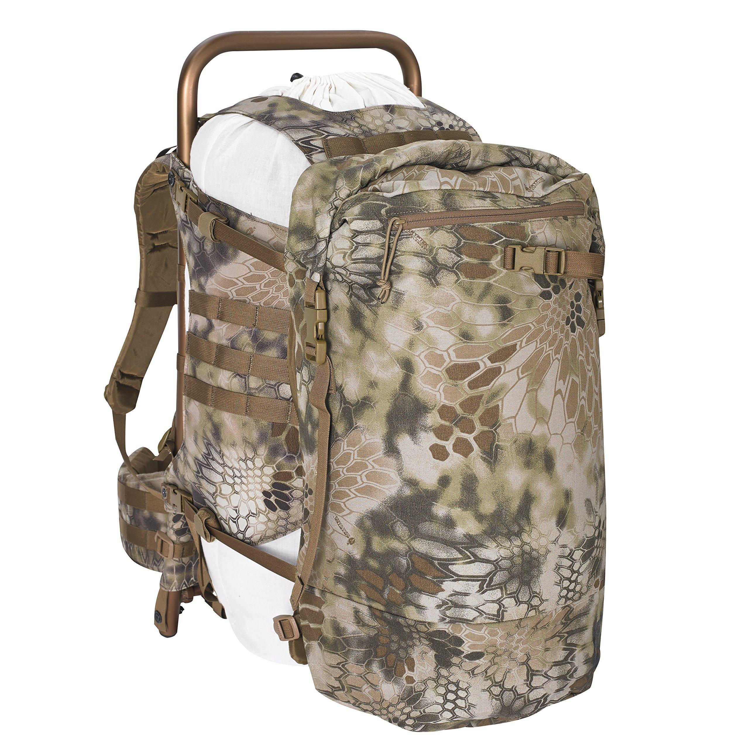Slumberjack Rail Hauler 2500 Backpack, Kryptek by Slumberjack (Image #5)