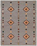 Stone & Beam Casual Geometric Cotton Rug, 5' x