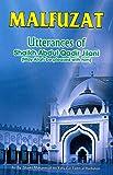 Malfuzat: Utterances of Shaikh Abdul Qaadir Jilani